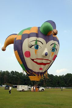 Hot Air Balloon Festival - Bing Images
