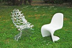 My Panton Chair Competition - 2011  Designer: Leonidas Paterakis
