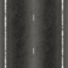 Tileable Cracked Asphalt Road Texture + (Maps) | texturise
