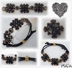 Réalisé avec les perles Khéops de Puca