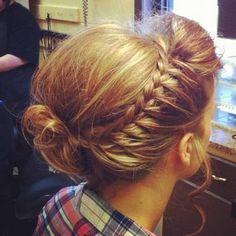 fryzura na wesele upięcie - Szukaj w Google