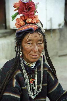Dard Woman | Flickr - Photo Sharing!