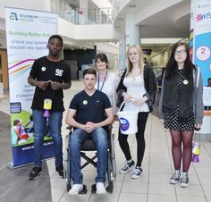 Students Raise Money for Stoke Mandeville Spinal Research with Day in Wheelchair