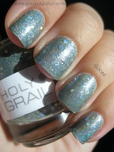Nerd Lacquer - Holy Grail