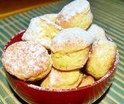 Pączki z patelni - PrzyslijPrzepis.pl Snack Recipes, Snacks, Pretzel Bites, Muffin, Chips, Bread, Breakfast, Food, Snack Mix Recipes