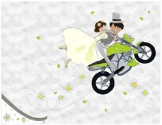 Imagenes chistosas de novios en dibujos - Imagui