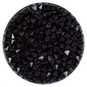 Joya Swarovski Crystal Black Jet