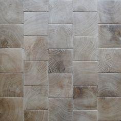 End grain wood blocks - Parquets de Tradition - #104