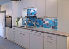Kitchen Splash Back Areas That Offer Something More