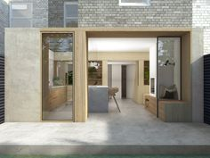 Rushmore · Architecture & Design in Hackney - - Description coming soon Lower Clapton, London, UK 2018 Under Construction. Studios Architecture, Interior Architecture, Landscape Architecture, Landscape Design, Mews House, House Extension Design, Townhouse Designs, Interior Design Images, House Extensions