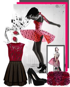"""Twist and Shout"" by leegal57 ❤ liked on Polyvore"