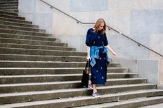 Stockholm Fashion Week Street Style by Soren Jepsen From The Locals