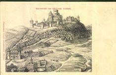 Sárosvár az 1617-iki évben | Képcsarnok | Hungaricana Hungary, Castles, Manor Houses, Palaces, Painting, Art, Art Background, Chateaus, Palace