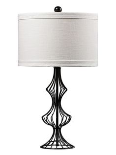 Ferrarra Table Lamp by Artistic Lighting at Gilt