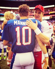 manning brothers <3