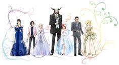 The Ancient Magus' Bride special anime event Manga Couple, Anime Couples Manga, Manga Anime, Anime Art, Elias Ainsworth, Chise Hatori, Best Romance Anime, Couples Cosplay, The Ancient Magus Bride