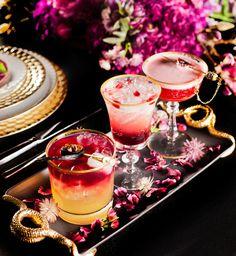 Luxurious Valentine's Day Dinner Inspiration