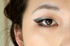 A beautiful new year's party makeup look! #holiday #makeup #party