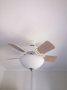 Ceiling fan after Ceiling Fan, Laundry Room, Spotlight, Home Decor, Decoration Home, Room Decor, Laundry Rooms, Ceiling Fans, Laundry