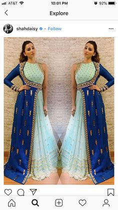 Stunning Indian Wedding Dresses For Brides' Sisters: Which One Do You Want To Buy lil Sister? dresses indian sisters muslim Stunning Indian Wedding Dresses For Brides' Sisters: Which One Do You Want To Buy lil Sister? Indian Fashion Dresses, Indian Gowns Dresses, Dress Indian Style, Indian Designer Outfits, Dresses Dresses, Party Wear Indian Dresses, Pakistani Dresses, Dance Dresses, Indian Wear