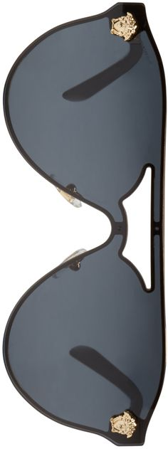 Versace Pilot Aviator Sunglasses More