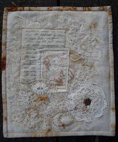 gunnel svensson: fritt broderi / contemporary embroidery