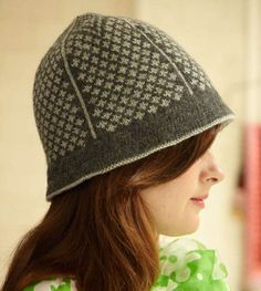 Robin Hood Hat Knitting Pattern Free : 1000+ images about So Cloche on Pinterest Pattern ...