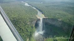 Guyana 2016 - TheBeastAndBeauty Canopy, Waterfall, Tours, River, Island, Outdoor, Outdoors, Waterfalls, Islands