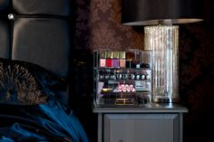 The Glamourcube Mini, makeup storage to help organise your makeup collection!
