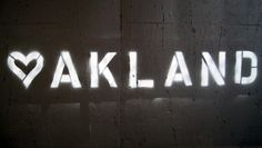Oakland Fire: Benefits, Vigils and Other Ways to Honor the Victims Big Love, City Streets, Street Art, Neon Signs, Oakland Fire, Bay Area, Spectrum, Usa, Film