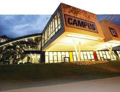 Austria: Fachhochschule der Wirtschaft: CAMPUS 02 Zusertal