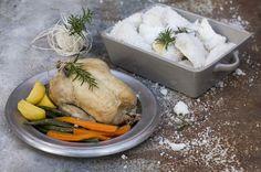How to: come cuocere in crosta di sale