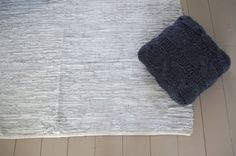 tapijt van leer