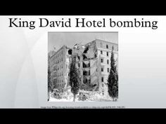 part of the history of Israeli false flag operations King David Hotel bombing - 91 dead and blamed on Arabs