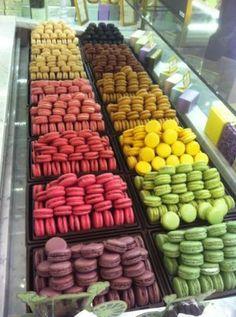 Laduree-Must go 2 this bakery when I'm in Paris