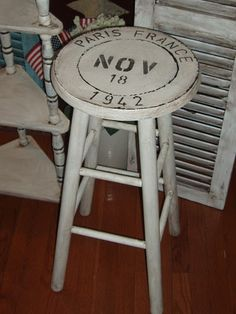 great idea for stools