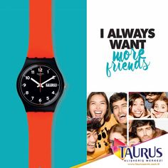 Swatch Mağazalarımızda yerini alan Power Tracking kreasyonu, sol şeritten, stile koşuyor ve yolculuğa haz veriyor. Minimalizm sevdalıları için muhteşem Swatch'lar Taurus'ta!