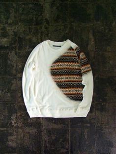 Sweat x Knit by TALKING ABOUT THE ABSTRACTION