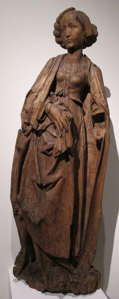 Tilman riemenschneider e bottega, santa barbara, 1515-1520 ca - Category:Tilman Riemenschneider - Wikimedia Commons
