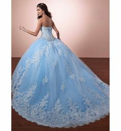Find More Quinceanera Dresses Information about 2016 New Lace A Line Quinceanera…