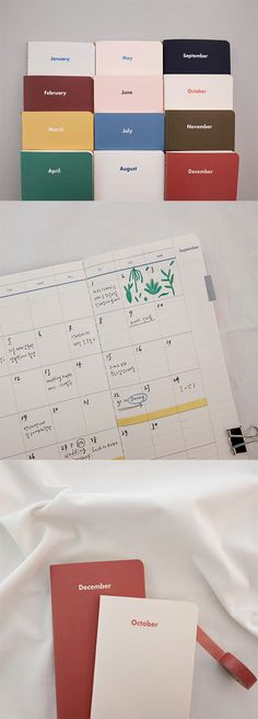 If you are needing a special planning for a certain month, or never uses a whole year planning on any planners, this Month by Month Daily Planner might be just for you! You can simply choose the month you'd like to plan in more details, and organize your time in month to month basis!