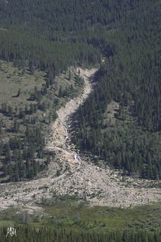 pictures of alluvial fans and bajadas