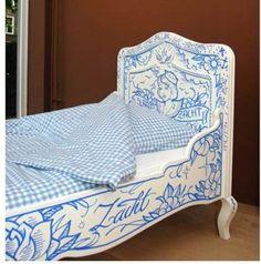 The Tattoo Designer Children's Bed