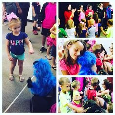 #Kids had fun meeting our #Puppet friends after our final #PuppetShow for the summer at the South Branch Library. Can't wait to post the videos…