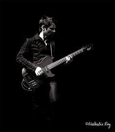 Matthew Bellamy - MUSE 16-01-18 Quebec city copyright Nathalie Roy (amateur photograph)