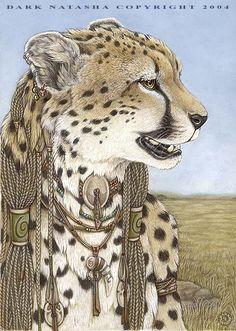 Cheetah Scout by Dark Natasha