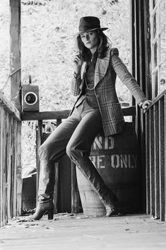 Charlotte Rampling by Terry O'Neill, 1976