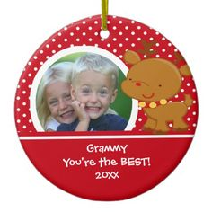 Oma you're the best photo Christmas Ornament featuring the sweetest little reindeer set on a red & white polka dot background. A Wonder grandparent Christmas gift sure to be treasured for many years to come. Photo Christmas Ornaments, Christmas Photos, Reindeer Christmas, Christmas Gifts For Grandma, Grandma Gifts, Mimi Photo, Christmas Stationery, Polka Dot Background, Grandparent Gifts