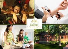 """Treat yourself amidst luxury at Kairali, Palakkad. It is luxury at its Best! Rejuvenate, resurrect and reinvigorate at the modern yet traditional villas— Royal, Maharaja, Deluxe and Classic at 'The Ayurvedic Healing Village'. Set amidst the warmth of the nature, the villas are built as per Vaastu Shastra"""" (Indian Feng Shui) to hasten the healing process. Enjoy the unique amalgamation of yoga, meditation and ayurveda while you heal. http://www.ayurvedichealingvillage.com/accomodation.aspx"""