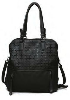 Urban Expressions Bags Frida Black Handbags